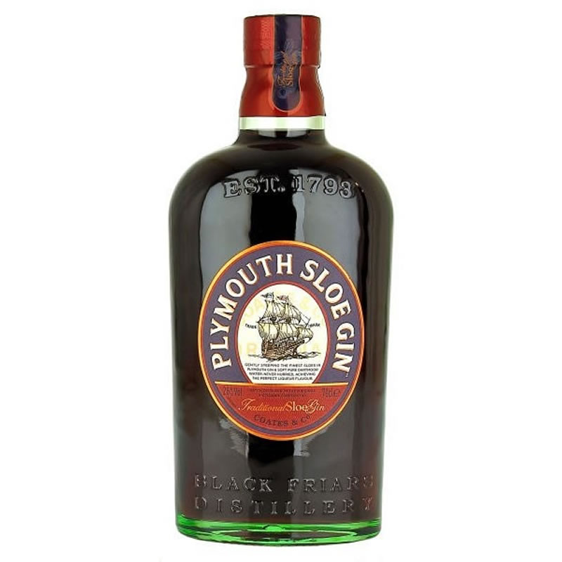 Plymouth Sloe 70cl (26%)