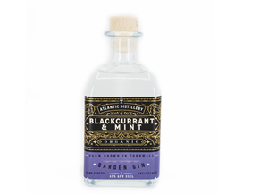 Atlantic Distillery Organic Blackcurrant, Lime & Mint 70cl (43%)