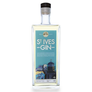 St Ives Gin 70cl (38%)