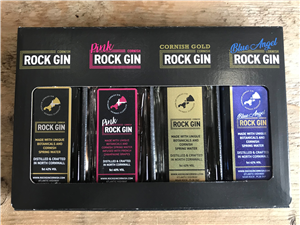Cornish Rock Gin Gift Pack 5cl