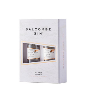 Beautiful Salcombe Gift Set 2 x 5cl