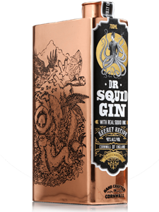 Dr Squid Gin - Pocketful of Stones Distillery 70cl (40%)