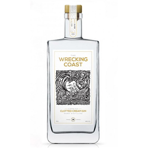 Wrecking Coast Clotted Cream 35cl (44%)