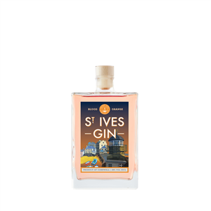St Ives Blood Orange Gin 35cl (38%)