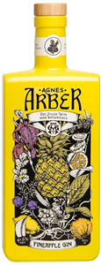 Agnes Arber Pineapple Gin 70cl (41.6%)